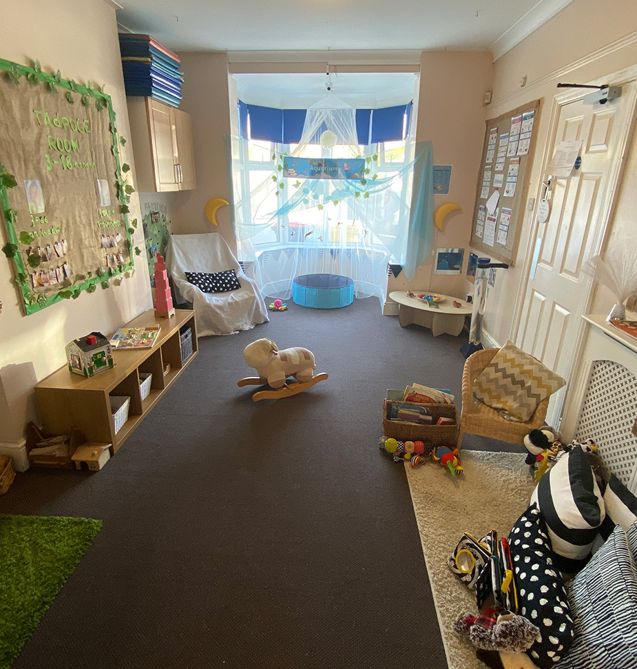 Ambourne House toddler room